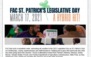 March Legislative Conferences