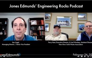 Engineering Rocks Podcast with Perry Kent and Joel Woolsey
