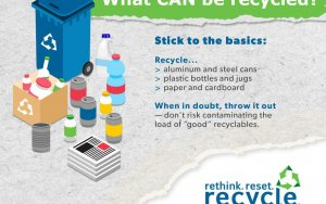 Florida Recycles Week and America Recycles Day